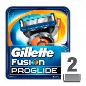 Gillette Fusion Proglide 2 Li Bıçak