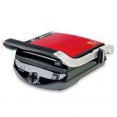 Fakir Valery Kırmızı 1800 W Tost Makinası