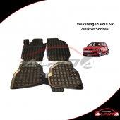 Volkswagen Polo 6r 2009 Ve Sonrası 3d Havuzlu Paspas Araca Özel