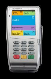 Verifone Vx680 Ecr+yeni Nesil Mobil Yazar Kasa...