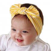 Babygiz Bağlamalı Bandana Nba084