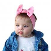 Babygiz Bağlamalı Bandana Nba089
