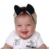 Babygiz Bağlamalı Bandana Nba094