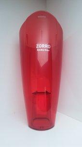 Stilevs Zorro Kırmızı Süpürge Gövdesi