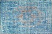 Tuğra Hali Brooklyn 5112 Açik Mavi 80x300 Cm