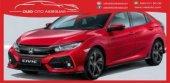 Honda Civic Hatchback 2017 2019 İç Kaplama Setı 15...
