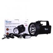 Watton Pro 30 Watt El Feneri Avcı Projektör-5