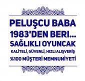 45CM SEVİMLİ BOYNUZLU ÖKÜZ PELUŞ OYUNCAK KALİTELİ, PELUŞCU BABA!-2