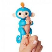 Happy Fingerlings Monkey Konuşan Bebek Maymun 4 Renk-6