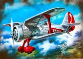 Eski Uçak Ahşap Eskitme Tablo Ev,cafe,ofis Dekorasyonu