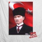 Atatürk Ahşap Tablo