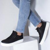 Knack Kalın Tabanlı Erkek Sneaker Ayakkabı