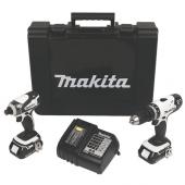 Makita (Dlx2020syw) Dtd146+dhp453 Akülü Combo Set