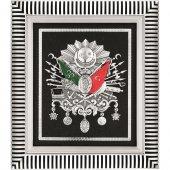 Osmanlı Arması Tablo 29x33 Cm