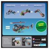 KNex Imagine Stealth Plane Building Set 17008-5