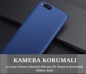 Xiaomi Mi Note 3 Kamera Korumalı Kılıf
