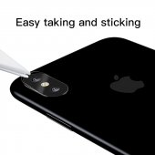 iPhone X Baseus Kamera Lensi Koruyucu Cam-4