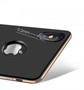 İPhone X Siyah Stantlı Kılıf-2
