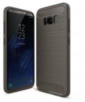 Galaxy S8 Plus Silikon Karbon Fiber Kılıf-2