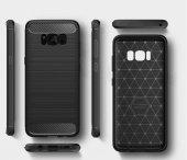 Galaxy S8 Plus Silikon Karbon Fiber Kılıf-5