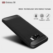 Galaxy S8 Plus Silikon Karbon Fiber Kılıf-8