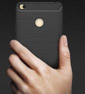 Resim Xiaomi Mi Max 2 Silikon Karbon Fiber Kılıf