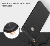 Resim Xiaomi Mi Max 2 Silikon Karbon Fiber Kılıf-3
