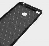 Resim Xiaomi Mi Max 2 Silikon Karbon Fiber Kılıf-4