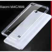 Meizu m1 Şeffaf İnce Kılıf + Ekran Koruyucu Cam-4