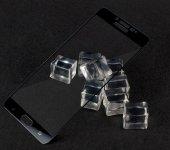 Galaxy C5 Pro Ekranı Tam Kaplayan Cam Koruyucu-2