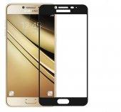 Galaxy A5 2016 Ekranı Tam Kaplayan Cam Koruyucu