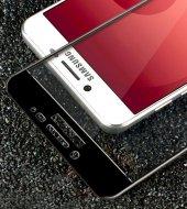 Galaxy C5 Pro Ekranı Tam Kaplayan Cam Koruyucu-6