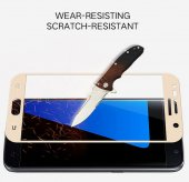 Galaxy A5 2016 Ekranı Tam Kaplayan Cam Koruyucu-5