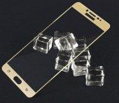 Galaxy C5 Pro Ekranı Tam Kaplayan Cam Koruyucu-7