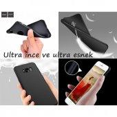 Htc Desire One X91 Kaliteli Soft Silikon Kılıf Siyah