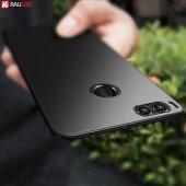 NOKIA 6 Kaliteli Soft Silikon Kılıf Siyah-4
