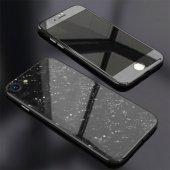 İPhone 6 7 8 S Plus Kaliteli Mermer Desenli 360 Tam Koruma Kılıf-3