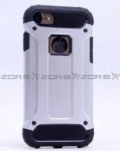 iPhone 7 Plus Silikon Armor Hybrid Zırh Kılıf-2