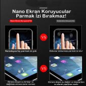 Huawei Honor 7x / Honor 9 Lite Nano Cam Ekran Koruyucu-4