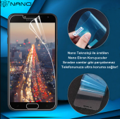 Meizu M3 Note Nano Cam Ekran Koruyucu