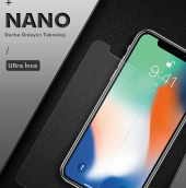 Samsung Galaxy S3 Nano Cam Ekran Koruyucu-5