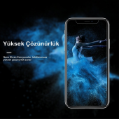 Alcatel U5 Nano Cam Ekran Koruyucu-7