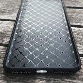 Retro Şık İPhone X/ 8 plus/ 8/ 7 Plus/ 7/ 6 Plus/ 6 Silikon Kapak-3