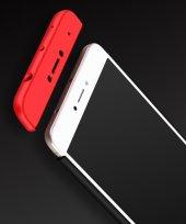 XİAOMİ Mi 5 5S 5X 6 Max 2 Redmi Note 4x 5A i360 Tam Koruma Kılıf-9