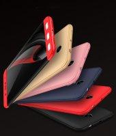 XİAOMİ Mi 5 5S 5X 6 Max 2 Redmi Note 4x 5A i360 Tam Koruma Kılıf-10
