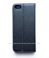 iPhone 5 - 5S Cepon Gizli Mıknatıslı Kılıf-2