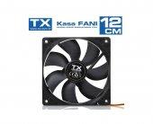 Tx Txccf12bk 12cm Sessiz Kasa Fanı