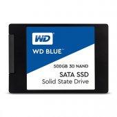 Wd 500gb Blue 560 530mb 3d Nand Wds500g2b0a