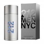 Carolina Herrera 212 Men Edt 100 Ml Erkek Parfümü...