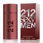 Carolina Herrera 212 Sexy Men Erkek Parfümü...